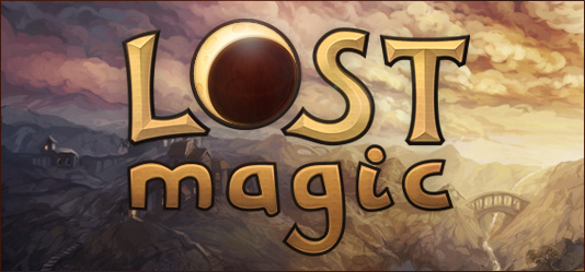 Игра Lost Magic